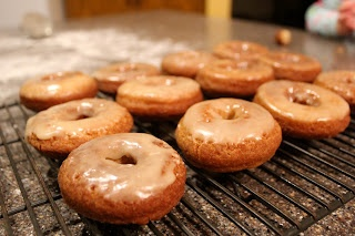 Spiced Cider Donuts | Favorite Recipes | Pinterest
