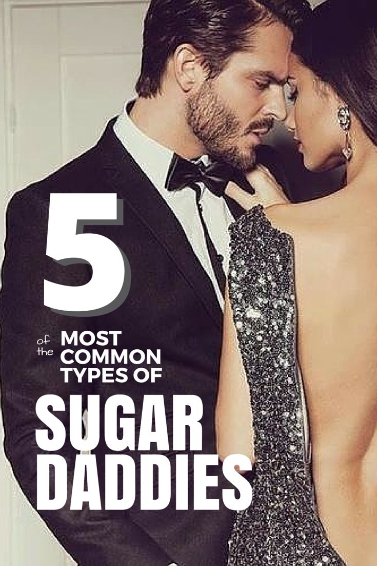 The 5 Most Common Types of Sugar Daddies http://tempted.com/blog/the-5-most-common-types-of-sugar-daddies/
