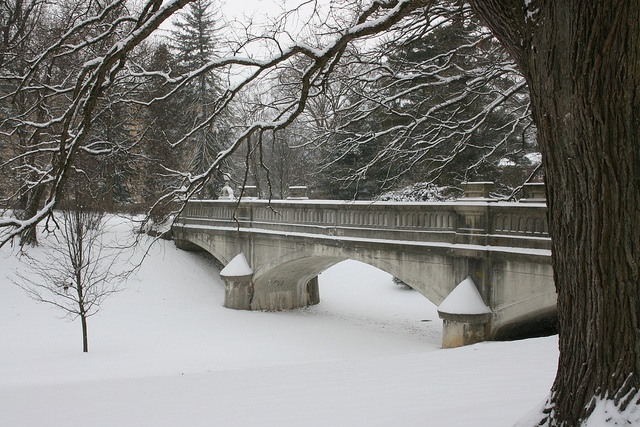 Le Fer Bridge, Saint-Mary-of-the-Woods College, Indiana