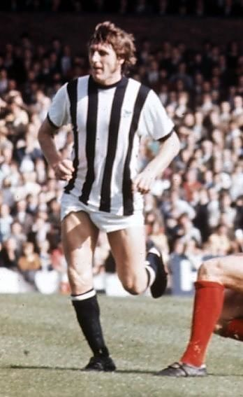 Tony Brown West Bromwich Albion 1970
