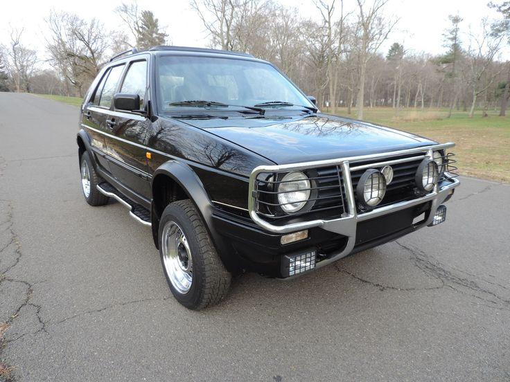 1991 Volkswagen Golf Country Chrome SYNCRO, A/C, Leather, Sunroof, PW | eBay Motors, Cars & Trucks, Volkswagen | eBay!