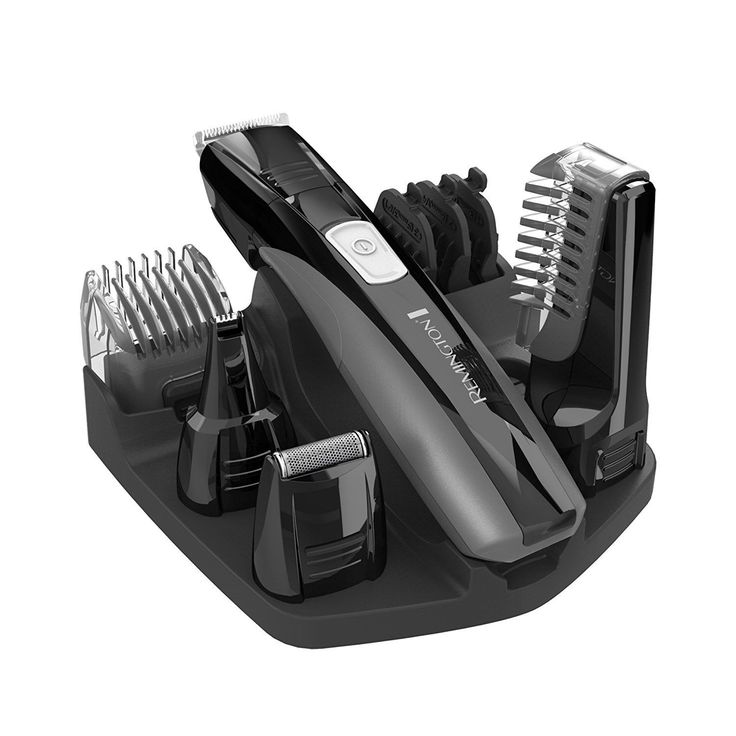Hair Trimmer Beard Clipper Shaver Men Electric Grooming Rechargeable Kit NEW