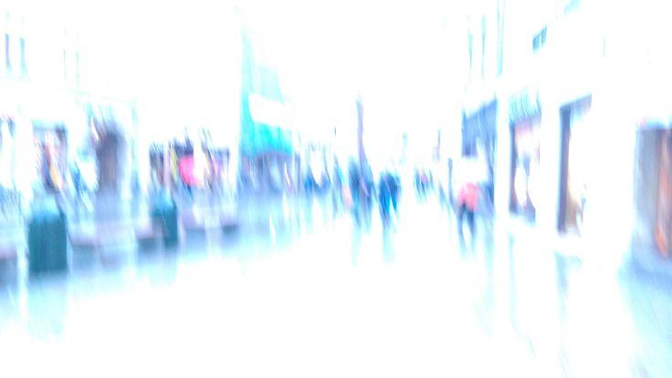 it is raining in Grodzka street