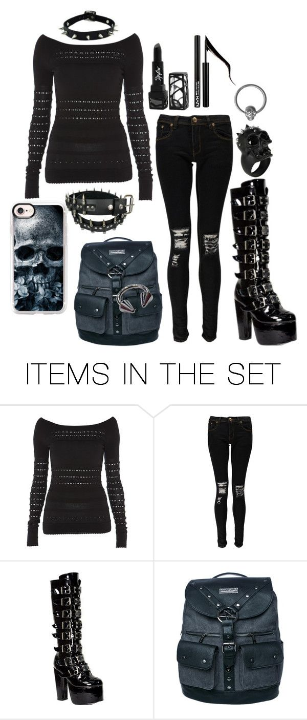 """A Little Darkness Does The Soul Good"" by chuckygal-mp ❤ liked on Polyvore featuring art, Dark, gothic, creepy and darkness"