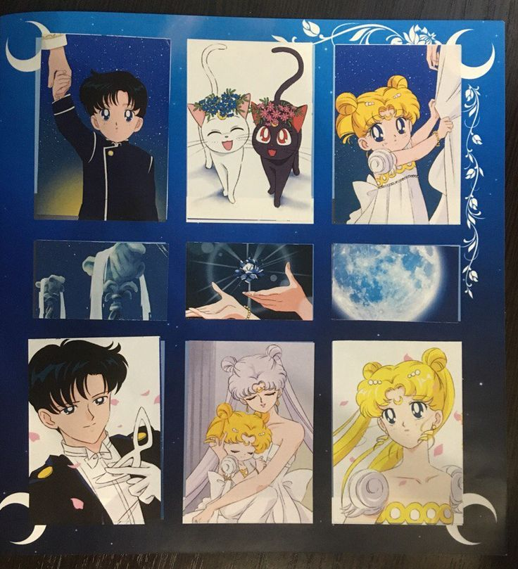 43 best sailor moon images by alissa sa on pinterest sailor moon by ashanime art malvernweather Choice Image