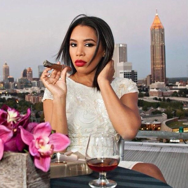 We have another boss babe we want to shine light on this week for our #WCW @herficionado is the creator of cigar lifestyle events all the way from Atlanta to Dubai! Her movement is challenging the stereotype of what it means to be a cigar aficionado, and she's bringing all the ladies (and men) with her! Take a moment to check out all her greatness  Happy #WORKINGWOMENWEDNESDAY . . ••••••••••••••••••••••••••••• #atl #atlanta #atlrealtor #atlantarealtor #atlantarealestate #wcw…