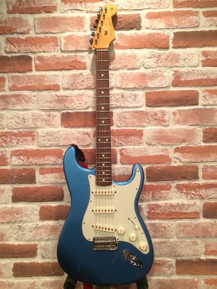Fender Stratocaster サウンドスタジオノア 新宿 03-5332-8366 http://shinjuku.studionoah.jp/