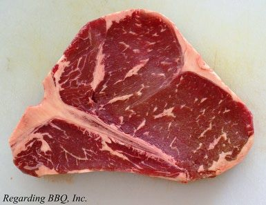 T-Bone Steak - Regarding BBQ Inc.