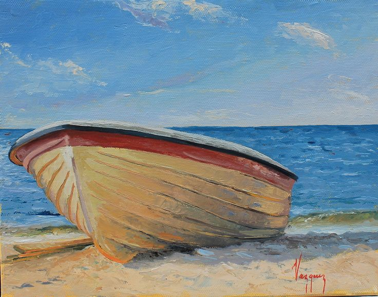 At the Shore- By Marco Vazquez- Available