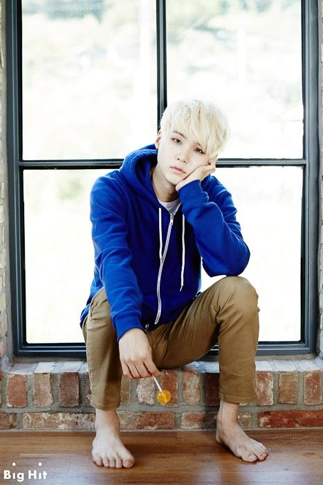 He's supposed to be jack frost right? If not this is a perfect coincidence!