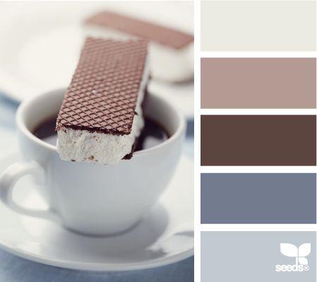 Gorgeous yummy break tones <3: Dining Rooms, Color Palettes, Living Rooms, Design Seeds, Color Inspiration, Color Schemes, Color Combos, Break Tones, Colour Palettes