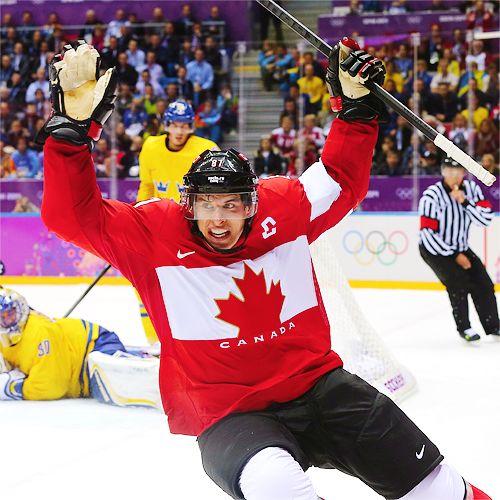 Sidney Crosby #Sochi2014
