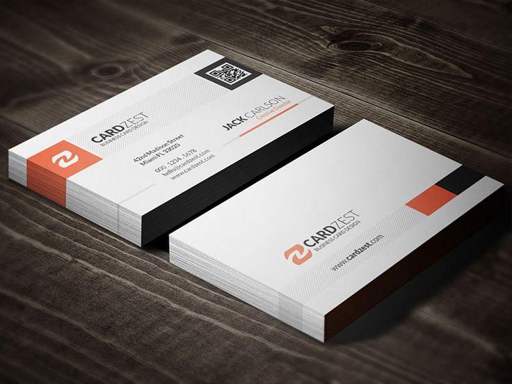 17 best ideas about Qr Code Business Card on Pinterest   Creative ...