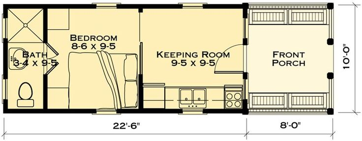 10 Best Images About House Plans On Pinterest Tiny House