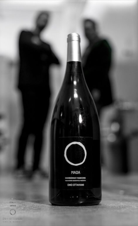 Mada Massimo+Davide our Chardonnay