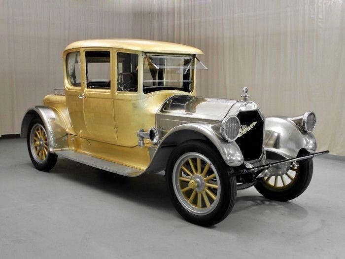 1920 Pierce Arrow Model 48 Old Classic Cars Vintage Cars Classic Cars