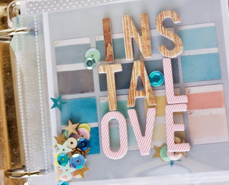 Little Lamm & Co. Insta Love Inspiration Mini.