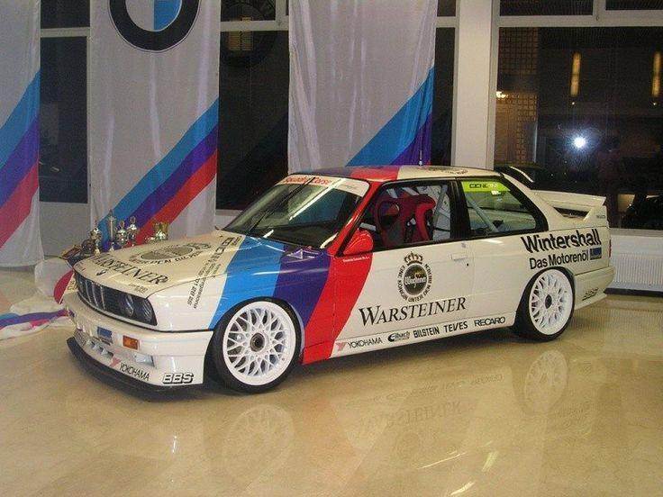 BMW M3 E-30 DTM