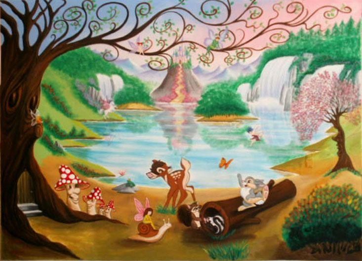 "Art - in - Life : Έργο_1: Παιδότοπος ""Ονειροχώρα""_Κερατέα"