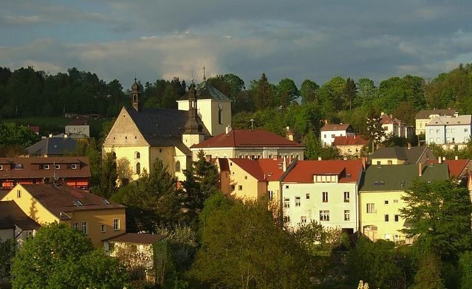 Luby u Chebu/Schonbach