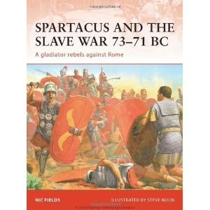 Spartacus and the Slave War 73-71 BC: A gladiator rebels against Rome (Campaign) (Paperback) http://www.amazon.com/dp/1846033535/?tag=wwwmoynulinfo-20 1846033535