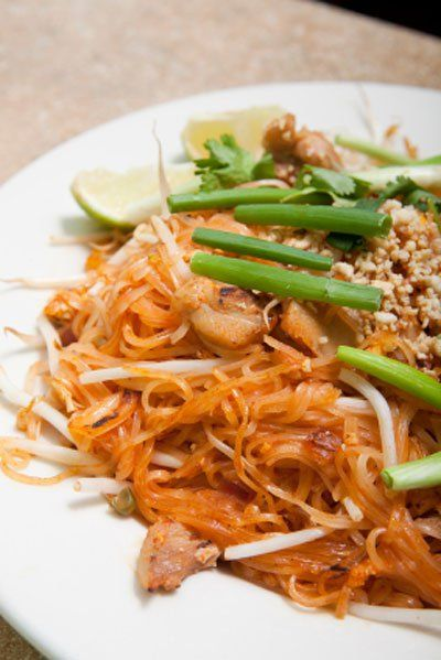 This authentic Pad Thai recipe was taught to me by my Thai cooking teacher in Chiang Mai, Thailand. It's better than what you'll find in American Thai restaurants.