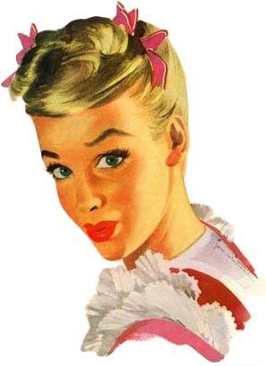 El blog de Las Cosas de Mami   Cosas de antes: cuentos, muñecas recortables,épocas anteriores, moda de los años 30 y 40, época victoriana, cosas de mujeres…