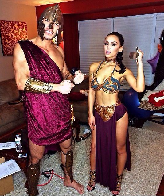 Spartans Couple Costume                                                                                                                                                     More