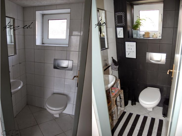 OlaEm's Home: Metamorfoza toalety