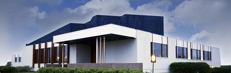 The Nordic House. Reykjavik, Iceland. Alvar Aalto