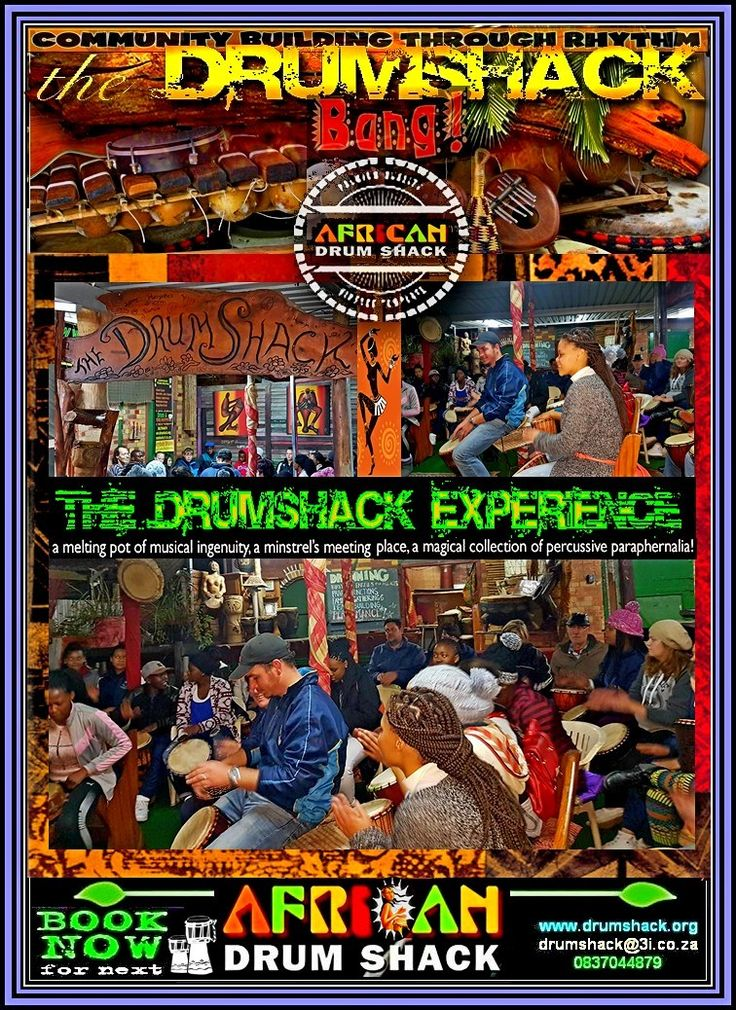 DRUMSHACK  EXPERIENCE GROUP DRUMMING 03