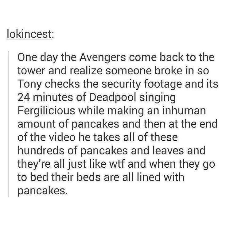Alert Ryan Reynolds, this needs to happen