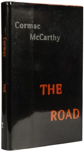 MCCARTHY, Cormac. The Road.  New York. Alfred Knopf. 2006. #adventure
