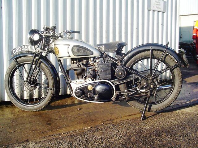 bsa 1939 m21 deluxe | 1939 BSA B21