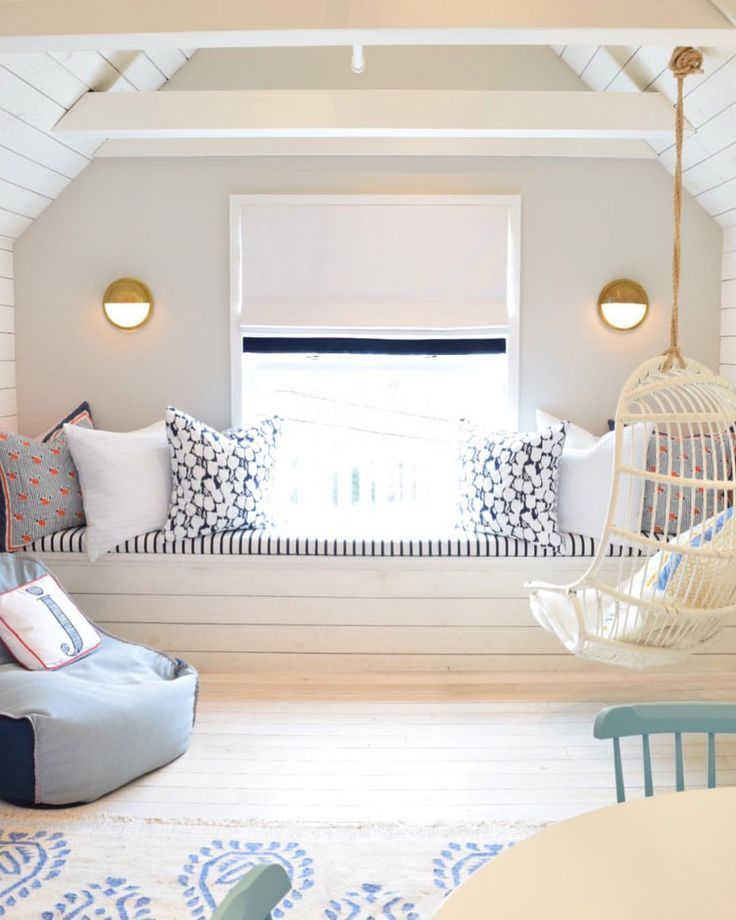 Attic playroom | Kids playroom ideas