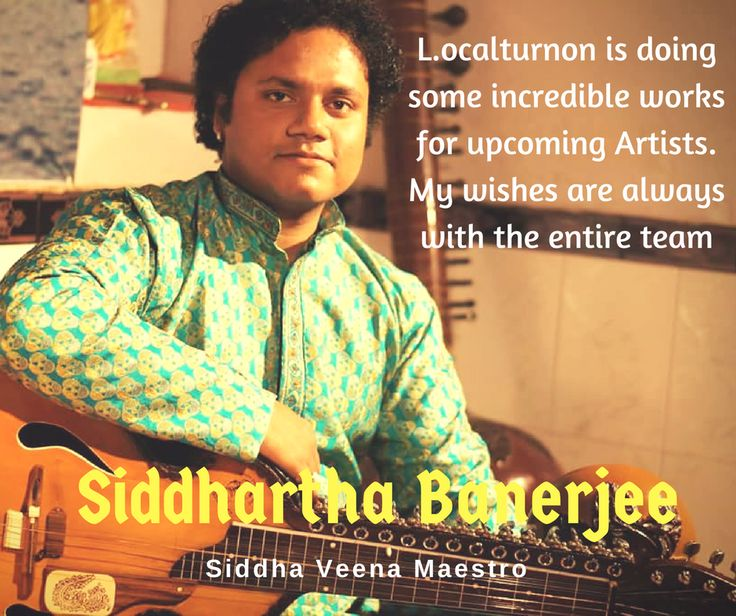 THANK YOU Siddhartha Banerjee! YOU MADE OUR DAY!  Localturnon aims to be India's #1 Music Dance Connect Platform connecting Music Dance Centres, Tutors, Artists, Musicians, Singers, dancers, Bands, Dance Troupes and Events all on one platform  Book Artists, Musicians, Singers, Bands for your events & performances at www.localturnon.com/bookings  Turnon Music || Turnon Happiness || Turnon Life
