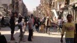 3.506 waga Palestina gugur di Suriah sejak tahun 2011  GAZA (Arrahmah.com)  Sebanyak 3.506 warga Palestina telah gugur di Suriah sejak pecahnya perang di negara tersebut pada tahun 2011 menurut sebuah LSM yang berbasis di London.  Dalam sebuah pernyataan yang dikeluarkan pada Ahad (4/6/2017) Kelompok Aksi untuk Palestina di Suriah (AGPS) mengatakan bahwa 462 wanita termasuk di antara para korban tersebut.  Menurut LSM tersebut sekitar 196 pengungsi Palestina meninggal karena kekurangan gizi…