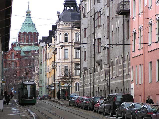 Kruunuvuorenkatu, Uspenskin katedraali 2003 taivasalla.net