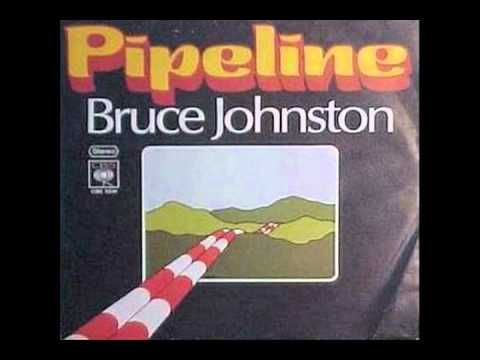 """Bruce Johnston - """"Pipeline""""(1977)"""