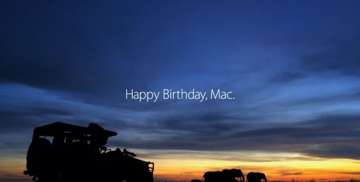 Apple celebrates 30 years of Macintosh with a movie shot with iPhones