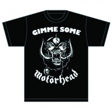 Tricou Motorhead: Gimme Some