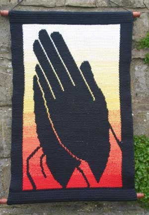 91 Best Images About Religious Cross Stitch On Pinterest