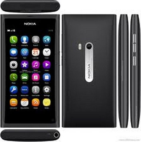 Coolest touchscreen of Nokia