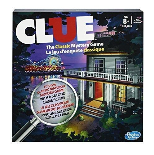 Clue Game(Discontinued by manufacturer)