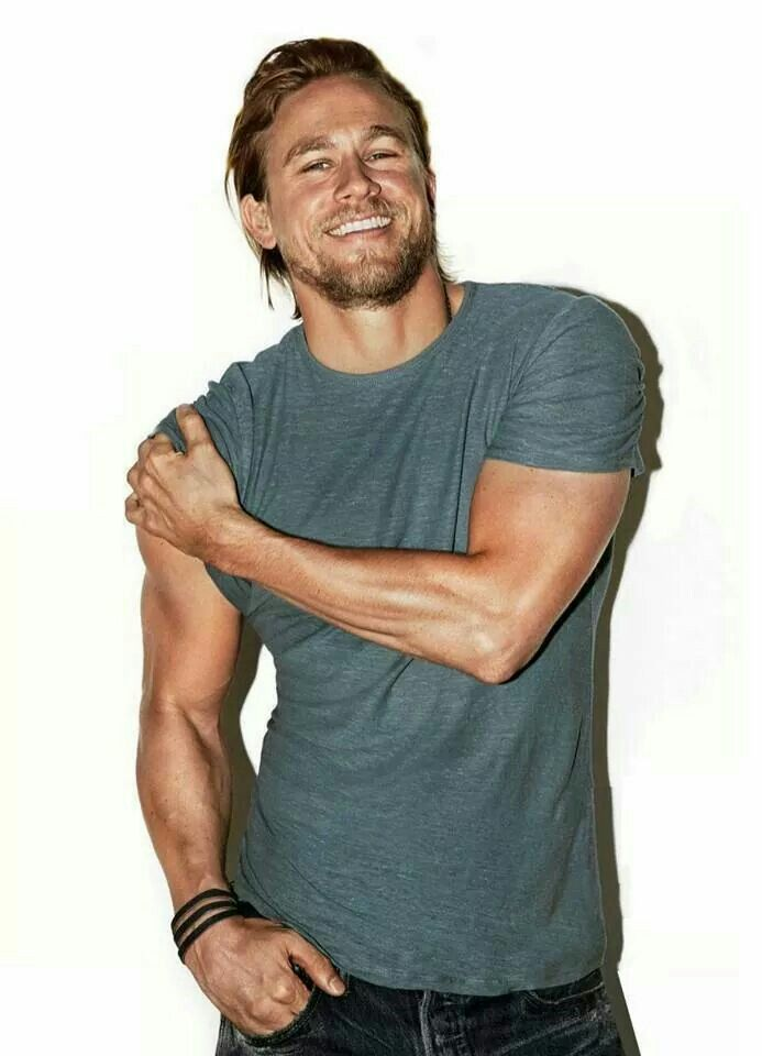 23 of the Sexiest Charlie Hunnam Pictures Out There What better time than now to…