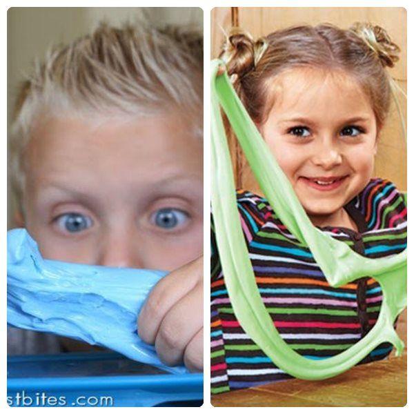 Manualidad infantil: ¡hacemos Slime!
