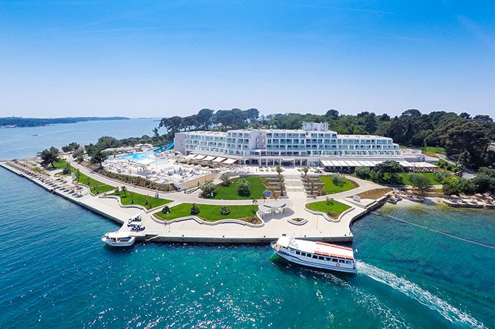 Valamar Isabella Island Resort, Poreč, Croatia