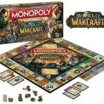 World of Warcraft Monopoly - Jogo de Tabuleiro WoW Monopólio