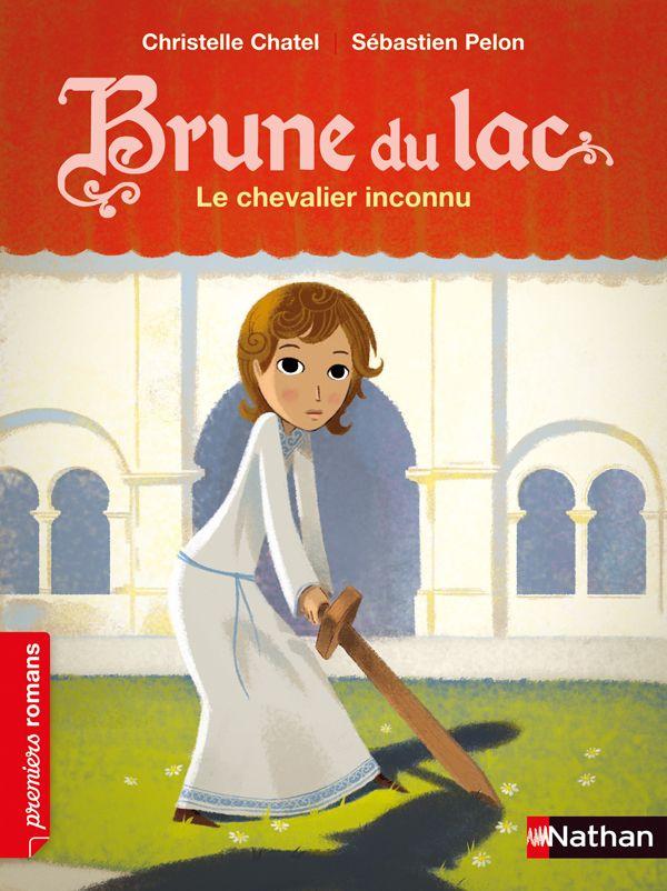 Série Brune du Lac, de Christelle Chatel et Sébastien Pelon, Nathan