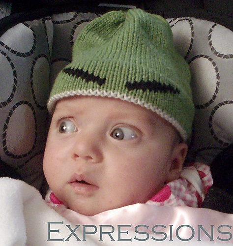 Expressions pattern by Cambria Washington: Knitware & Patterns